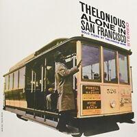 Thelonious Monk - Alone in San Francisco [New Vinyl LP] UK - Import