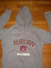 NEW Auburn Tigers WOMEN OLD SCHOOL VINTAGE HOODED SWEATSHIRT SZ:L