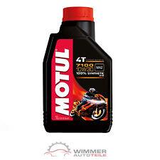 MOTUL 7100 4t Premium motorradöl 10w-30 completamente sintetico 4-Takt Olio 1 LITRI ma2 1l