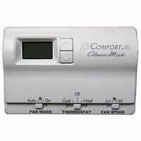 RV Coleman 8330-3362 Single Stage Heat Cool with Display Thermostat RV Camper
