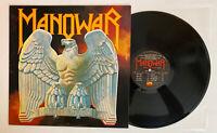 Manowar - Battle Hymns - 1982 US 1st Press LT-51125 (NM) Ultrasonic Clean
