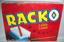 Milton Bradley ©1997 RACK-O Card Game COMPLETE