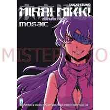 Manga - Mirai Nikki - Mosaic - Star Comics