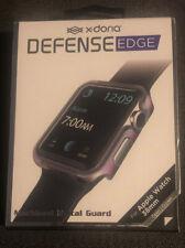 X-doria Defense Edge Bumper For Apple Watch Series 1,2,&3**38mm** Iridescent**