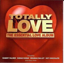 Various Artists - Totally Love - the Essential Love Album - CD Album (1998)
