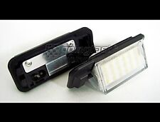 BMW 3-Series E36 M M3 GT LED Number License Plate Lights Lamps Modul 1992-1999