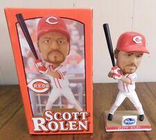 SCOTT ROLEN Cincinnati REDS Bobblehead MLB 2010 Stadium Giveaway KROGER w/ Box