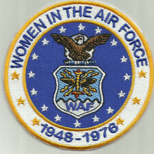WOMEN IN THE AIR FORCE, WAF, 1948-1976      Y