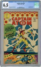 Captain Atom #83 CGC 6.5 1966 2043355019 1st app. Ted Kord second Blue Beetle