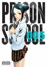 Prison School, Vol. 5 by Akira Hiramoto 9780316346160 | Brand New