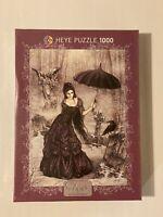 HEYE GOTHIC 1000 PIECE JIGSAW PUZZLE FAVOLE ANGEL by VICTORIA FRANCÉS #29168 New