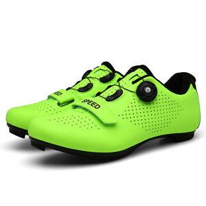 Men's Road Cycling Shoes Triathlon Bicycle Shoes MTB Mountain Bike Cycle Sneaker