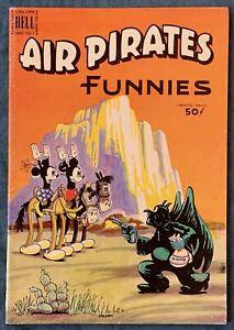 Air Pirates Funnies #2  Underground Comix  1st Printing  1971
