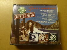 2 CD BOX / SWEET AMERICA: THE STORY OF COUNTRY MUSIC