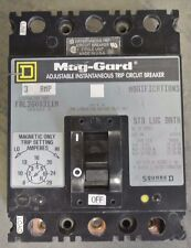 SQUARE D FAL3600311M 3 AMP MAG ONLY CIRCUIT BREAKER - USED