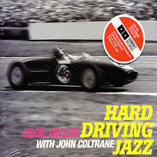 Cecil Taylor - Hard Driving Jazz with John Coltrane / Gambit Records CD New
