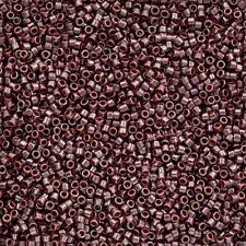 Toho Treasure Seed Beads 11/0 Gold Lustered Opaque Brown TT-01-460 7.8g (Q78/1)