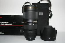 Sigma APO Ex HSM 70-200  ll 2.8  Neuwertig für Nikon 1 Jahr Gewährleistung