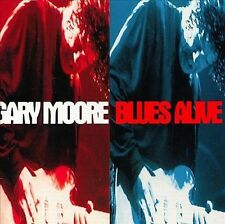 Gary Moore Blues Alive CD Classic Hard Rock Guitar