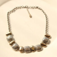"New 16"" Monet Bib Collar Necklace Best Gift Fashion Women Party Holiday Jewelry"