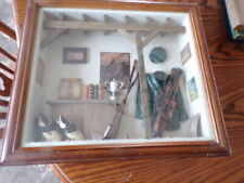Fathers day Arister Gifts Golf 3D Shadow Box Wall Decor Art Frame Picture 15x14
