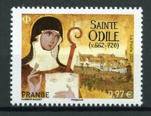 France Saints Stamps 2020 MNH Saint Odile Patron Saint Alsace 1v Set
