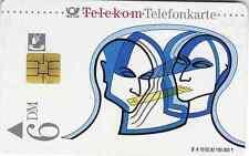 1 x 6 DM S A 10 02.93 150 000 Telekom Nur Menschen machen aus Visionen Zukunft