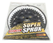 New Supersprox -Stealth sprocket, 45T for Ducati 996 99, Black