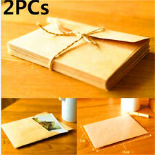 FD2440 Vintage Simple Mail Envelope Writing Envelope Art Post Card Gift ~2pcs