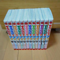 Change 123 VOL.1-12 Manga Comic Complete Set