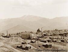 Altman, Colorado & Pikes Peak - circa 1900 - Historic Photo Print