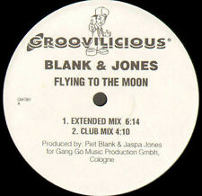 BLANK & JONES - Flying To The Moon - Groovilicious
