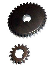 21-44 TOOTH (APFG-120) GEAR REDUCTION SET - ACCURA COMATIC  (AF 34) STOCK FEEDER