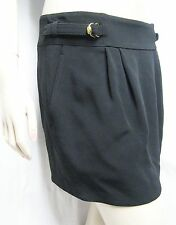 $750 GUCCI 42 Pleated Mini Dresses Formal Wear to Work Skirt Women Lady Gift NEW