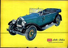 Buick Sechszylinder----Werbung von 1963-