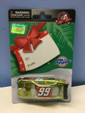 2009 Action 1/64 Sam Bass Holiday Collection #99 Carl Edwards Aflac Fusion COT