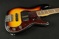Fender Custom Shop Precision Bass Pro Closet Classic Bleached 3-Tone Sunburst 4