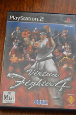 Virtual Fighter 4, PS2, good condition, complete, tested