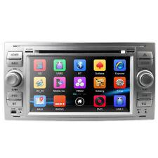 Ford Transit Focus S/C-Max Kuga Galaxy Fiesta Car Radio GPS SatNav VMCD SWC DAB