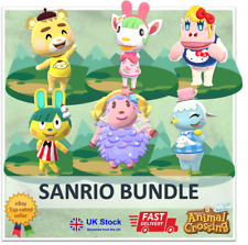 🌱Sanrio Series Custom Amiibo Cards Animal Crossing New Horizons Nintendo Switch
