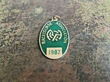 More details for vintage racing green racecourse association 1987 no.240 enamel badge