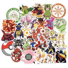 10pcs Digimon Stickers Anime Cartoon Laptop Decal Sticker Buy 2 Get 1 Free