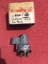 1966 Pontiac Bonneville Catalina Star Chief GP NOS Ignition Switch #1116675