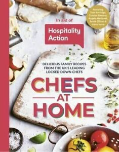 Chefs at Home by Hospitality Action