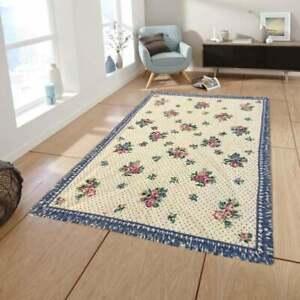 5x7 feet Aubusson Rug,Needlepoint Wool Rug,Floral Design carpets,9391