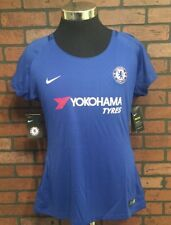 Chelsea Football Club (Soccer) Nike Dri-Fit Women's Jersey Size XL