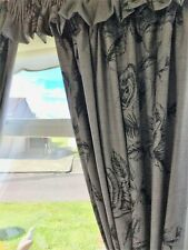 static caravan curtains blackout lined  also available with duvet covers