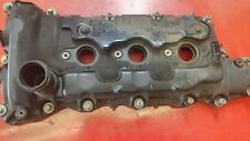 2010 cadillac srx 3.0l used left valve cover
