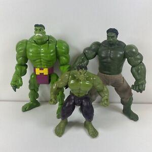 Marvel Shapeshifters Hulk - Transforming T-Rex - Used - 1999 - Hulk Bundle
