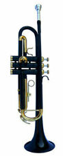 NEW BLACK BAND CONCERT TRUMPET W/CASE-APPROVED+ WARRANTY